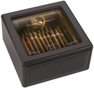 Scatola del Tempo Cuban Only! humidor.