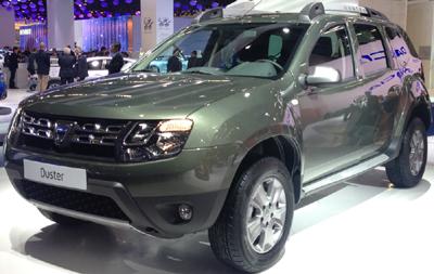 Dacia Duster 2014.