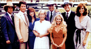Dallas (1978 TV series): 1978-1991.
