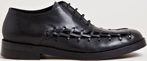 Damir Doma Men's Feter Shoes from SS13 collection in black: £668.