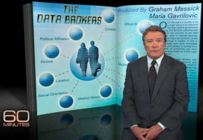 60 Minutes - The Data Brokers. YouTube: 14:50.