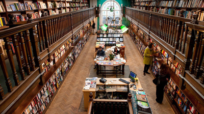 Daunt Books, 83 Marylebone High Street, London W1U 4QW, England, U.K.