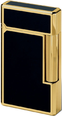 Davidoff Prestige Lighter China-lacquer guilded: US$1,160.