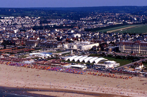 Deauville, France.