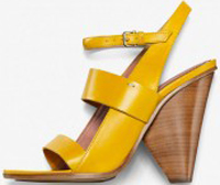 Derek Lam Sun Leather Bijou Sandal: US$211.