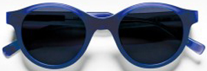 Derek Lam Bright Blue Hayden Sunglasses: US$285.