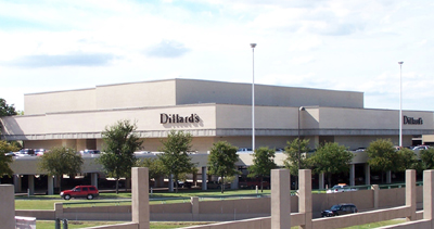 Dillard's flagship department store at Dallas' NorthPark Center.