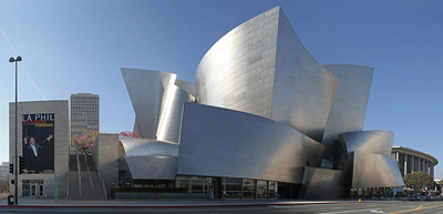 Walt Disney Concert Hall, 111 South Grand Avenue, Los Angeles, CA 90012, U.S.A.