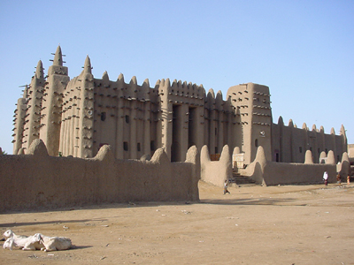 Great Mosque of Djenné.