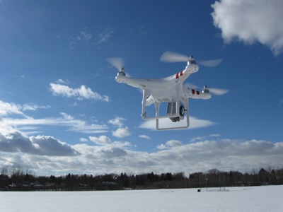 DJI Innovations | Phantom.