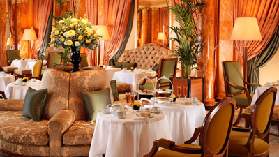 Afternoon Tea at The Dorchester, 53 Park Lane, Mayfair, London W1K 1QA, England, U.K.