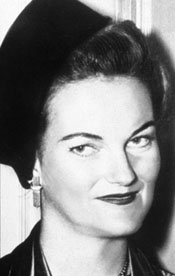 Doris Duke.
