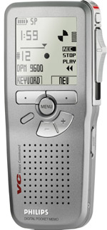 Philips Pocket Memo 9600.