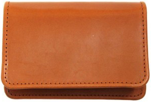 Drake's London Leather Business Card Case: £95.