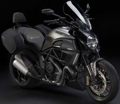 Ducati Diavel Strada.
