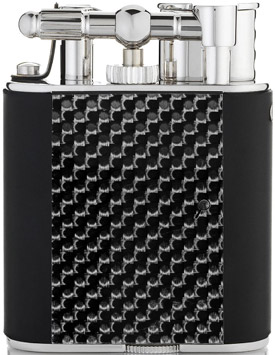 Dunhill Turbo Carbon Fibre Lighter: US$650.