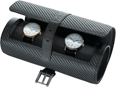 Dunhill travel watch case: £200.