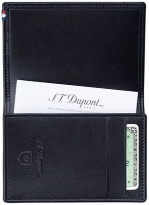 S.T. Dupont Line D business card holder: €160.