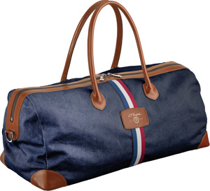 S.T. Dupont Blue Cosy Bag.