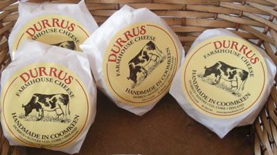 Durrus cheese.