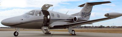 Eclipse 550 jet.