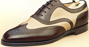 Edward Green Oxford Shoe.