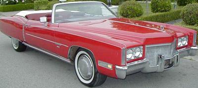 Cadillac Eldorado.
