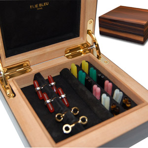 Elie Bleu 'Weekly' box Paris: €2,225.