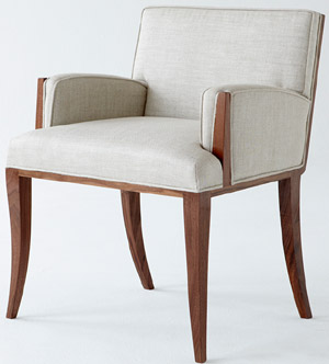 Emily Todhunter Collection Chair.