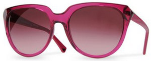 Emporio Armani Cat-Eye Acetate Women's Sunglasses: US$145.