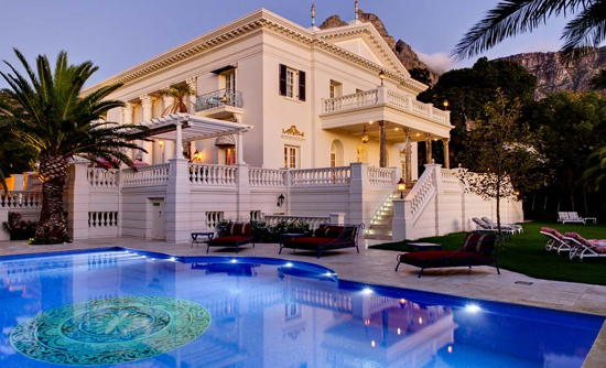 Enigma Mansion, Cape Town, Western Cape 8005 South Africa.