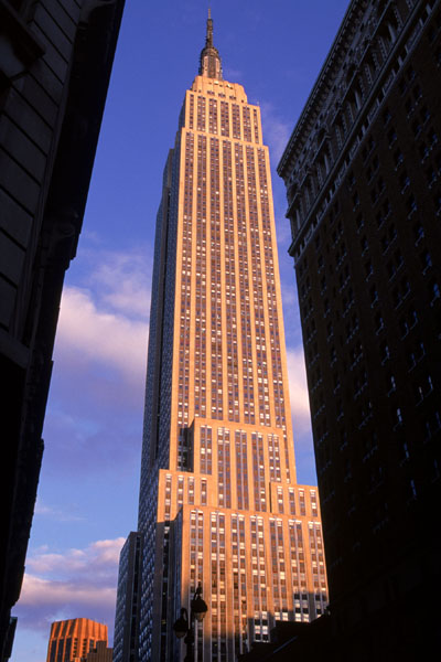 Empire State Building, 350 5th Ave, New York, NY 10118, U.S.A.