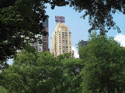 Essex House, 160 Central Park South, New York City, NY 10019, U.S.A.