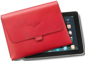 Ettinger Leather iPad Case for the Bentley Collection: £95.