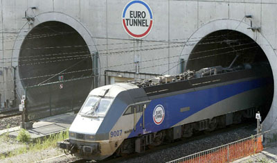 Eurotunnel | Le Shuttle.