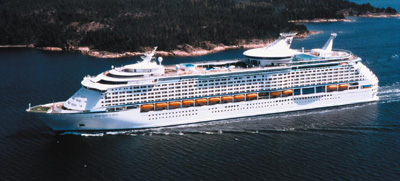 MS Explorer of the Seas.