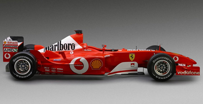 FIA Formula One World Championship.