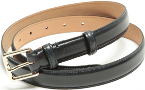 Nicole Farhi classic leather belt.