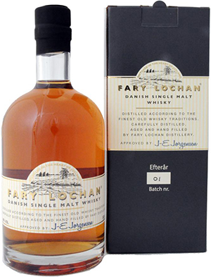 Fary Lochan - Danish Single Malt Whisky.
