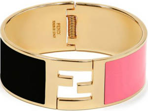 Fendi Women's Fashion Jewellery.