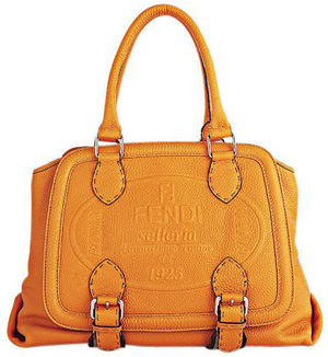 Fendi Selleria Bag: US$38,000.
