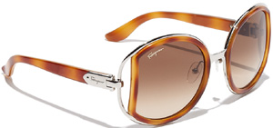 Salvatore Ferragamo model code 51S719 590542 Women's Sunglasses: US$345.