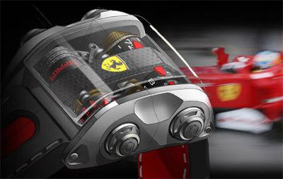 Scuderia Ferrari One.