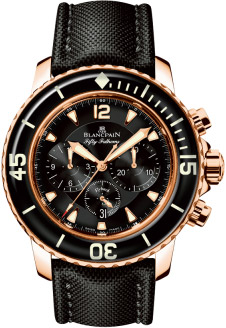 Blancpain Fifty Fathoms Sport Chronograph.