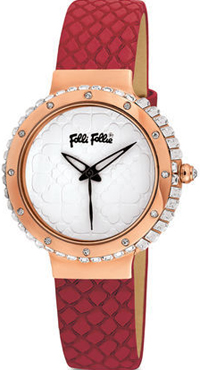Folli Follie Heart4Heart Watch: €180.