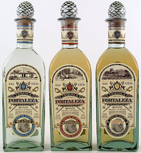 Fortaleza Tequilas.