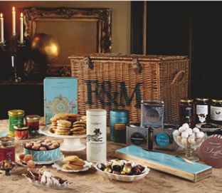 Fortnum & Mason - The Marylebone Hamper: £225.
