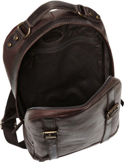 Fossil Estate Top Zip Backpack: £199.