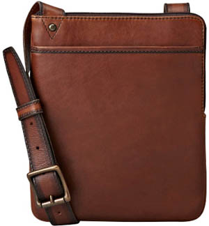 Fossil Men's Estate Courier Bag: £89.