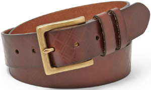 Fossil Brice Men's Belt: £35.